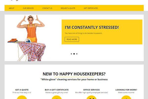 Happy Housekeepers