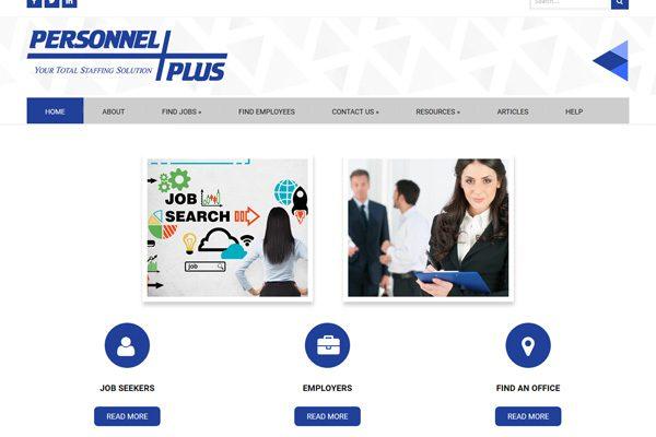 Personnel Plus Inc