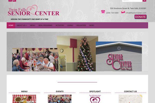 Twin Falls Senior Center