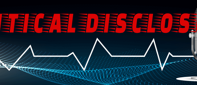 Critical Disclosure Banner